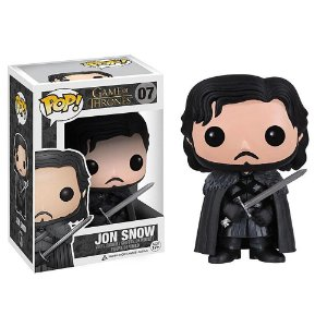 Funko Pop John Snow - Game of Thrones