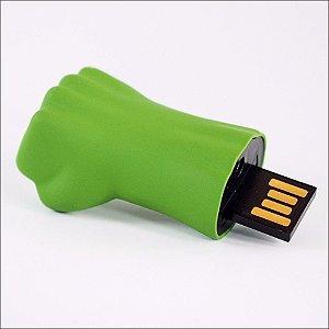 Pendrive 16GB - Mão do Hulk