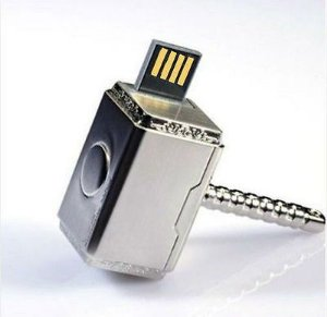 Pendrive 16GB - Martelo Thor