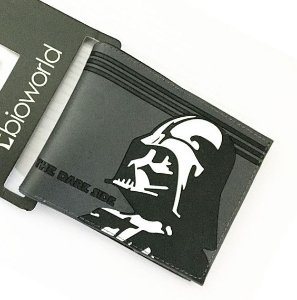 Carteira Oficial - Darth Vader Star Wars