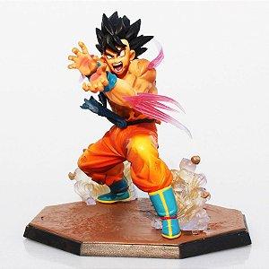 Boneco Goku Kamehameha - Dragon Ball Z
