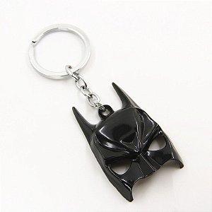Chaveiro - Máscara Batman Preto