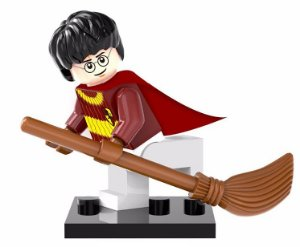 Miniatura Lego - Harry Potter Quadribol