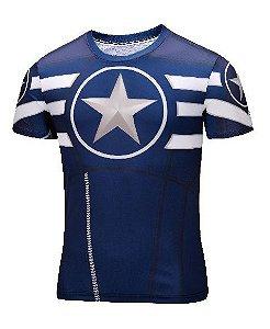 Camisa Capitão América