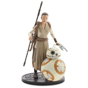Action Figure Star Wars - Rey e BB-8 - Produto Oficial Disney