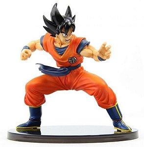 Boneco Goku - Dragon Ball Z (Edição Ouro)
