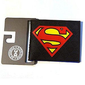 Carteira DC Comics Oficial - Super Homem
