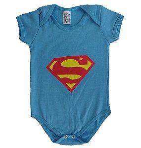 Body Bebê - Super Homem