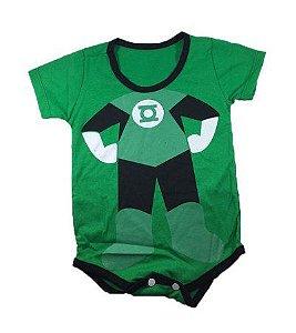 Body Bebê - Lanterna Verde II