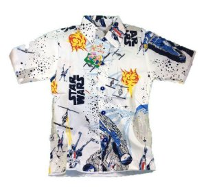 Camisa Star Wars - 2 Anos
