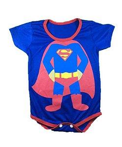 Body Bebê - Super Homem II
