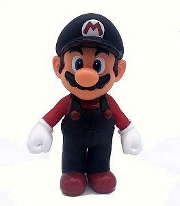 Super Mário Black - 23cm