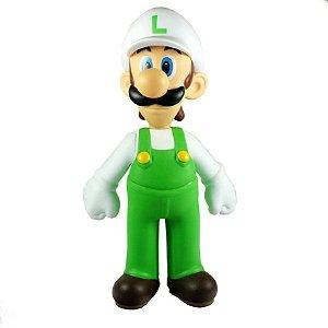 Luigi Fire 23cm - Mario Bros