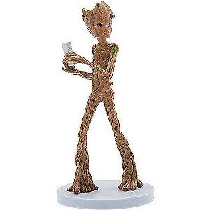 Miniatura Groot Marvel - Oficial Disney
