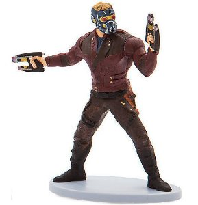 Miniatura Star-Lord Marvel - Oficial Disney