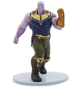Miniatura Thanos Marvel - Oficial Disney