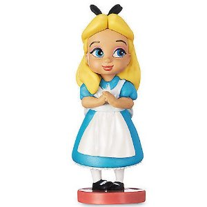 Miniatura Alice no País das Maravilhas - Oficial Disney