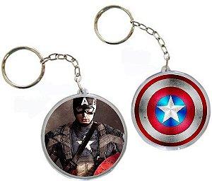 Chaveiro Acrílico Super Heróis