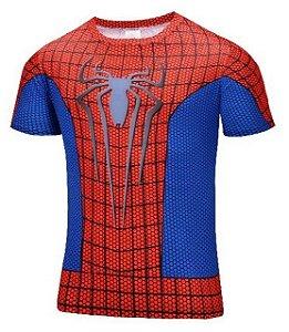 Camisa Homem Aranha