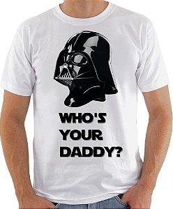 Camisa Darth Vader