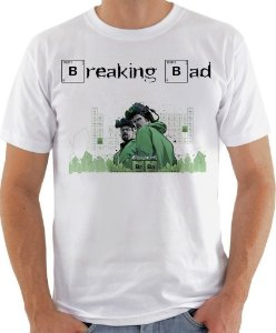 Camisa Breaking Bad