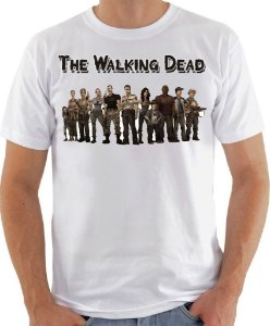 Camisa The Walking Dead - People II
