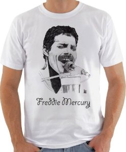 Camisa Queen Freddie Mercury II