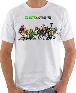 Camisa Plants VS Zombies
