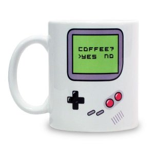 Caneca Geek - Game Boy