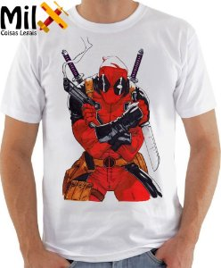 Camisa Deadpool II