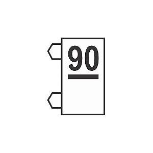 "Peças Avulsas ""90"" (Branco)"
