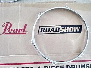 Aro 10 De Tom De Bateria Pearl Roadshow 6 Afinações (o Par)