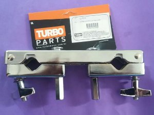 Clamp Para Pedestal Estante De Bateria - Turbo