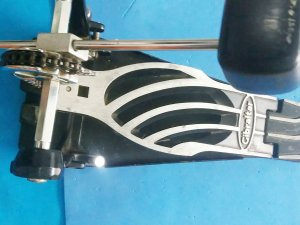 Pedal De Bateria Gilbraltar Top