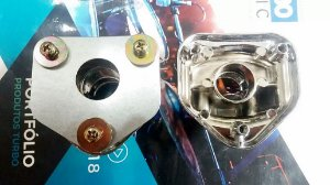 Caneca De Tom De Bateria Pra Holder De Cano Turbo Power