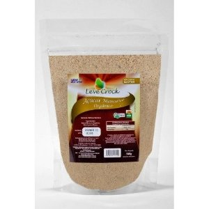 Açúcar Mascavo Orgânico Leve Crock  500g