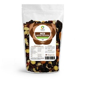 Mix Nuts e Fruits Natural Motion 150g