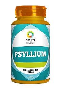 Psyllium Comprimido Natural Motion- Pote 120 unid 800mg