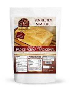 Mistura para Pão de Forma Sabor Sem Glúten 250g