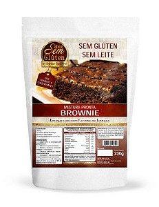 Mistura para Brownie Sabor Sem Glúten 230g