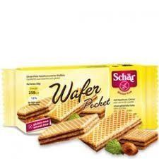 Biscoito tipo Wafer Pocket Schar 50g