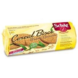 Biscoito Doce Sem Glúten Cereal Bisco Schar 220g