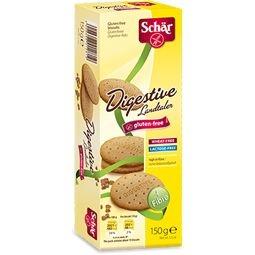 Biscoito Doce Sem Glúten Digestive Schar 150g