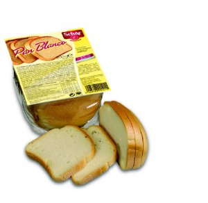 Pão Blanco Sem Glúten Schar 200g