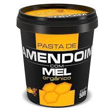 Pasta de Amendoim com Mel Mandubim 500g