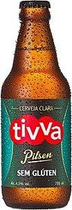 Cerveja Sem Glúten Pilsen Tivva 300ml