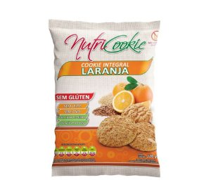Cookie Integral de Laranja NutriCookie 120g