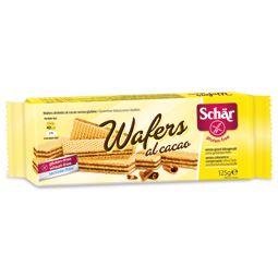 Biscoito tipo Wafers ao Cacau Schar 125g