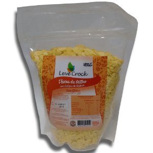 Cereal Corn Flakes Sem Glúten Natural Leve Crock 250g