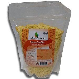 Cereal Corn Flakes Sem Glúten Natural Leve Crock 250g